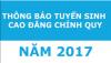 Trường Đại học Công nghiệp Quảng Ninh tuyển sinh đào tạo nghề nghiệp năm học 2017-2018