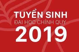 Thông báo điểm trúng tuyển và danh sách trúng tuyển đại học hệ chính quy Trường Đại học Công nghiệp Quảng Ninh - đợt 1 năm 2019