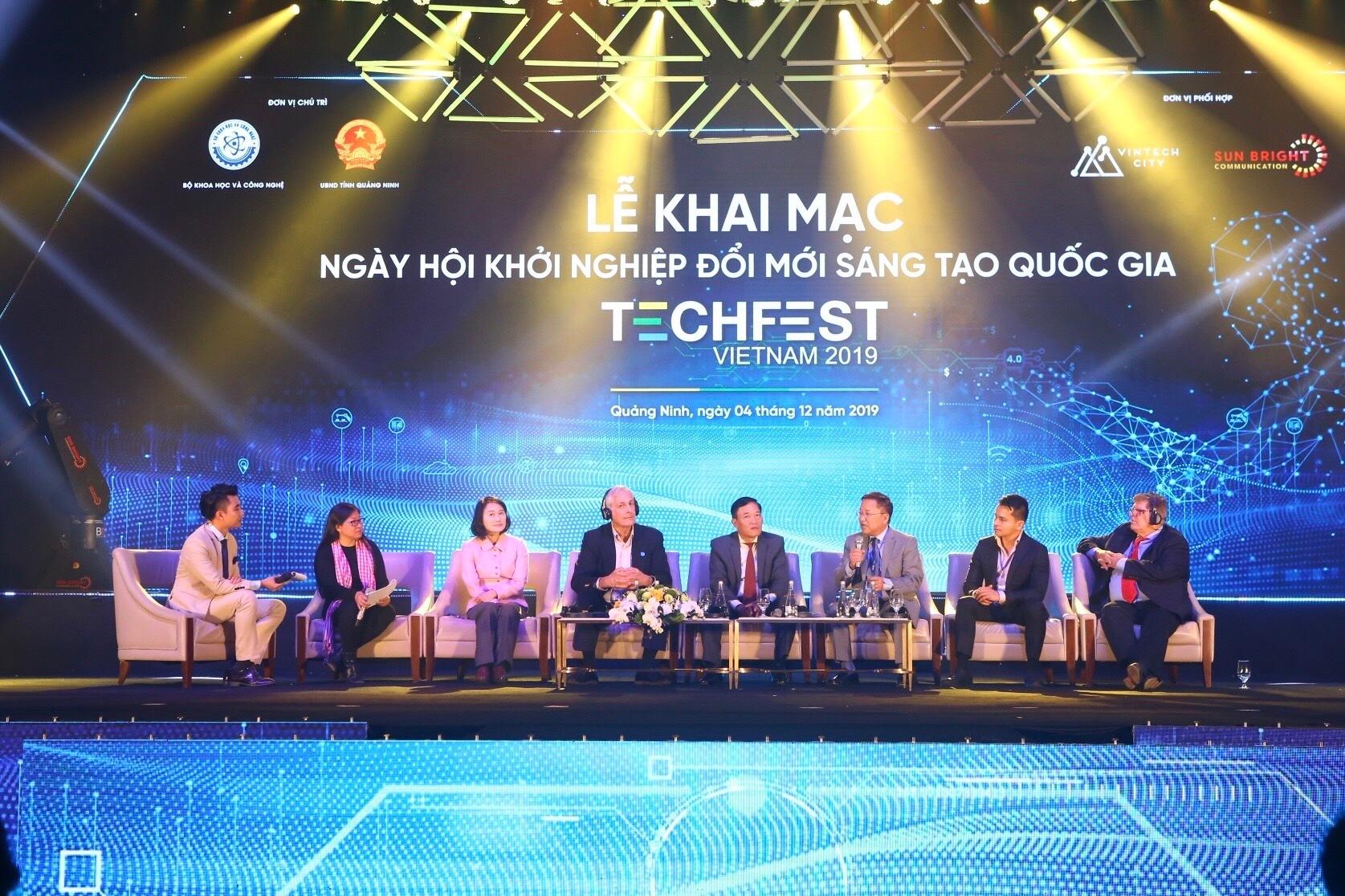 Ngày hội khởi nghiệp đổi mới sáng tạo quốc gia năm 2019